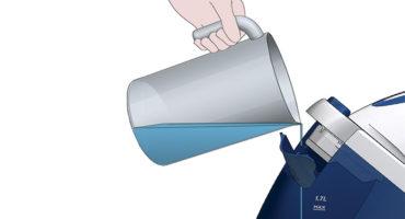 Hvorfor strømmer vand fra dampgeneratoren