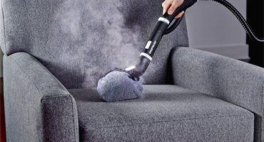 Tvaika tīrītāja mēbeļu rokasgrāmata