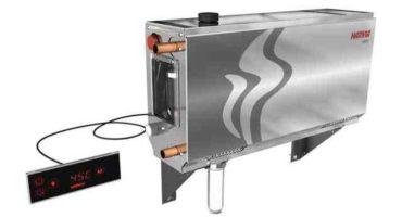 Vi laver en dampgenerator med vores egne hænder (til et bad, sauna, hamam)