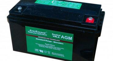 Batería AGM: descripción de la tecnología y selección del modelo.