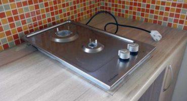 Cómo instalar una placa de cocción hágalo usted mismo