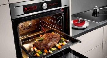 Cómo encender un horno en una estufa de gas y eléctrica