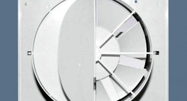Ventilatorer med en returventil - typer og funktioner