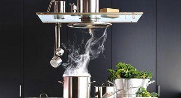 Hotte: la fraîcheur et le confort d'une cuisine moderne