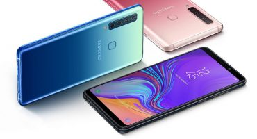 L'annonce du smartphone Samsung Galaxy A9 (2019) avec quatre caméras