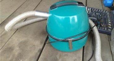 Old vacuum cleaner: ano ang maaari mong gawin sa iyong sariling mga kamay?