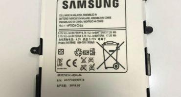 Hvordan og hvor skal du udskifte batteriet på tabletten