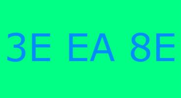Error code 3E, EA, 8E sa washing machine ng Samsung