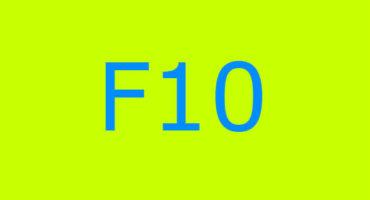 Error code F10 sa washing machine Indesit