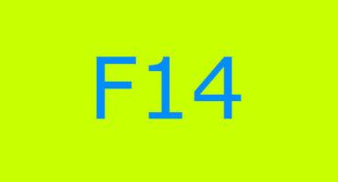 Error code F14 sa washing machine Indesit