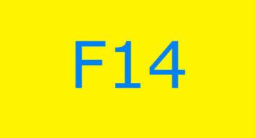 Fejlkode F14 i vaskemaskinen Ariston
