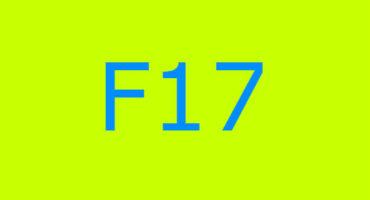 Error code F17 sa washing machine Indesit