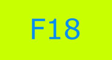 Error code F18 sa washing machine Indesit