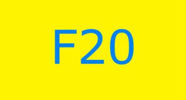 Fejlkode F20 i Ariston-vaskemaskinen