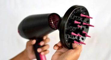 Hvorfor har jeg brug for en diffusor i en hårtørrer?