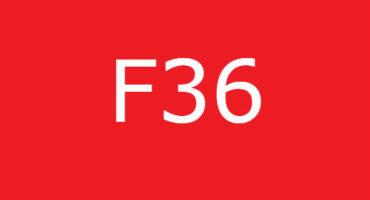 Fejlkode F36 i vaskemaskinen Bosch