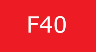 Fejlkode F40 i Bosch-vaskemaskinen
