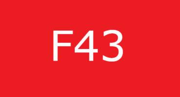 Fejlkode F43 i Bosch-vaskemaskinen