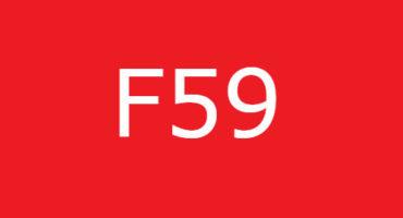 Fejlkode F59 i Bosch-vaskemaskinen