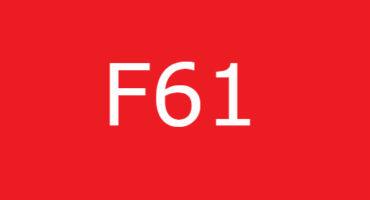 Fejlkode F61 i vaskemaskinen Bosch