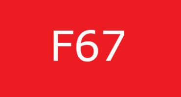 Fejlkode F67 i Bosch-vaskemaskinen