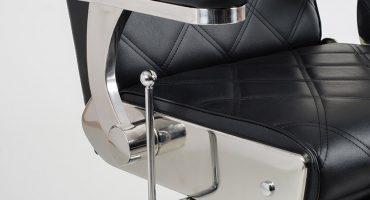 Lænestole til barbershops: soliditet, kvalitet, funktionalitet