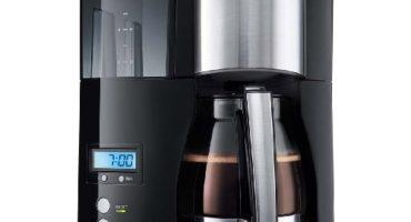 Mode d'emploi et principe de fonctionnement de la cafetière filtre