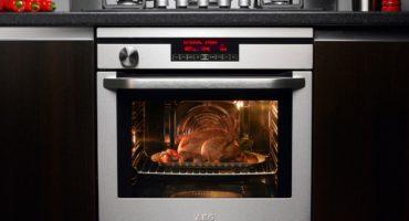 ¿Por qué la cocción se quema en un horno a gas o eléctrico?
