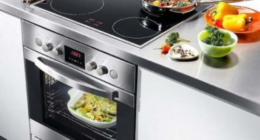 Cómo conectar una placa y un horno