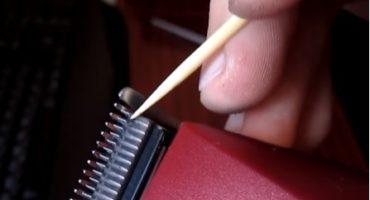 Mga tagubilin para sa mga patalim na kutsilyo (blades) para sa mga hair clippers