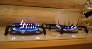 Estufa de gas ahumado: por qué y qué hacer