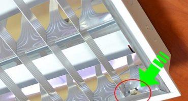 Comment remplacer une ampoule dans une hotte