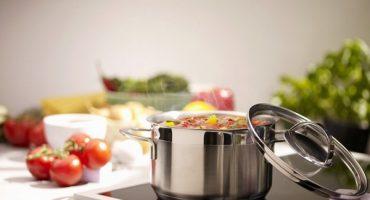 Cocina de inducción - Consumo de energía