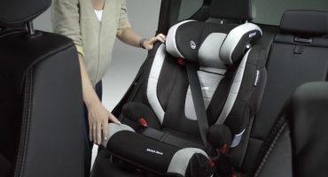 Les meilleurs sièges auto pour enfants selon l'âge et le poids