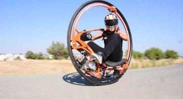 Monowheel, enhed og typer