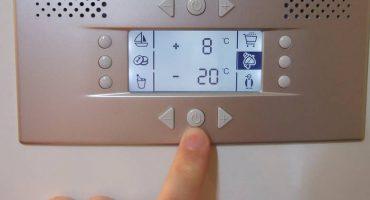Optimāla temperatūra ledusskapī un saldētavā