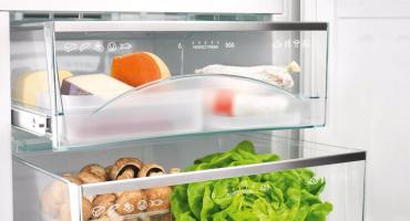 Plusi un mīnusi Nou Frost ledusskapjiem
